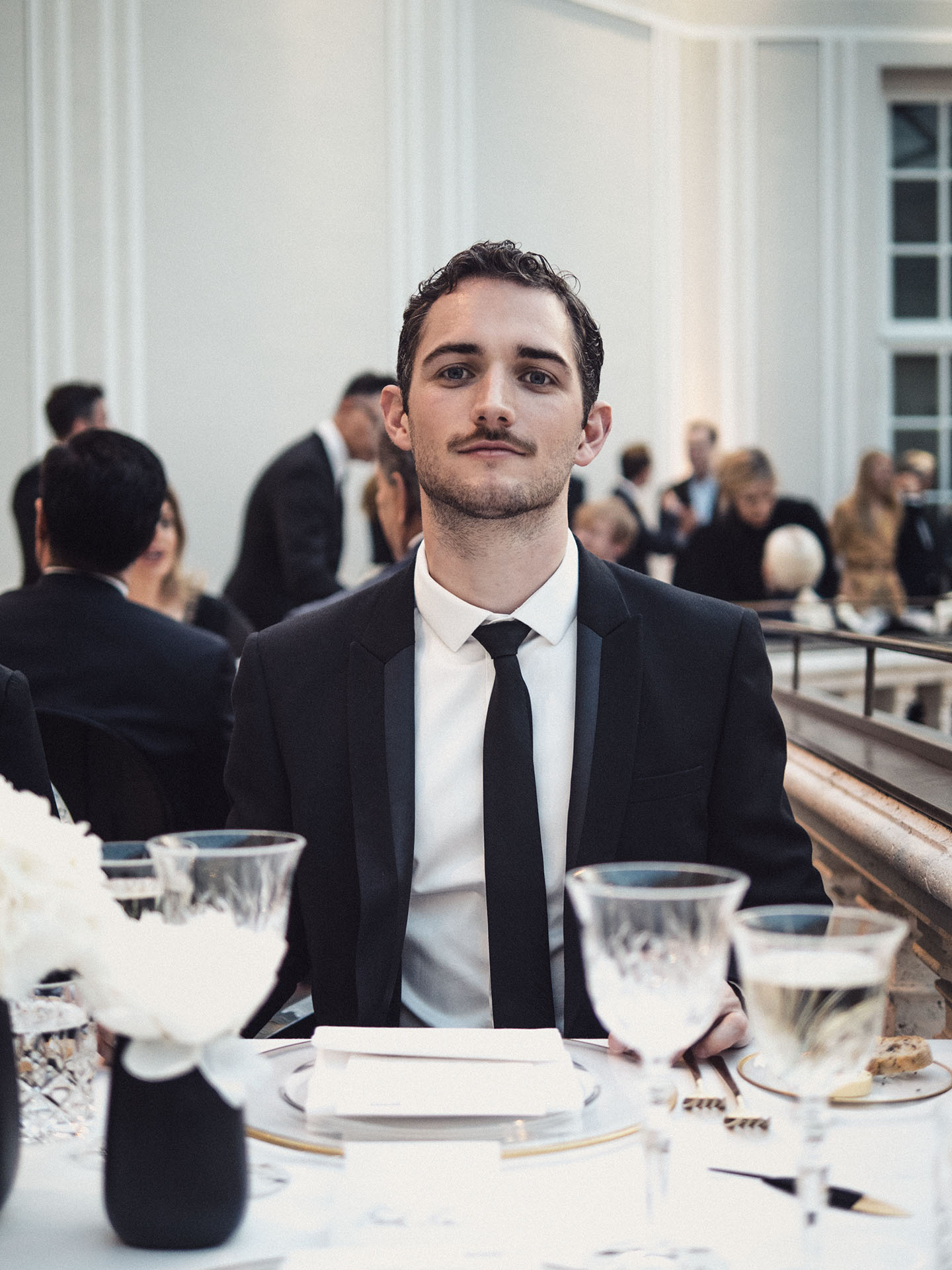 Patron-of-Art-Homage-to-Ludwig-limited-edition-montblanc-2018-jürgen-wesseler-pen-füller-dinner-residenz-münchen-comite-hof-käfer-livingwiththelins-philipp-topman-smoking-black-tie-outfit-suit