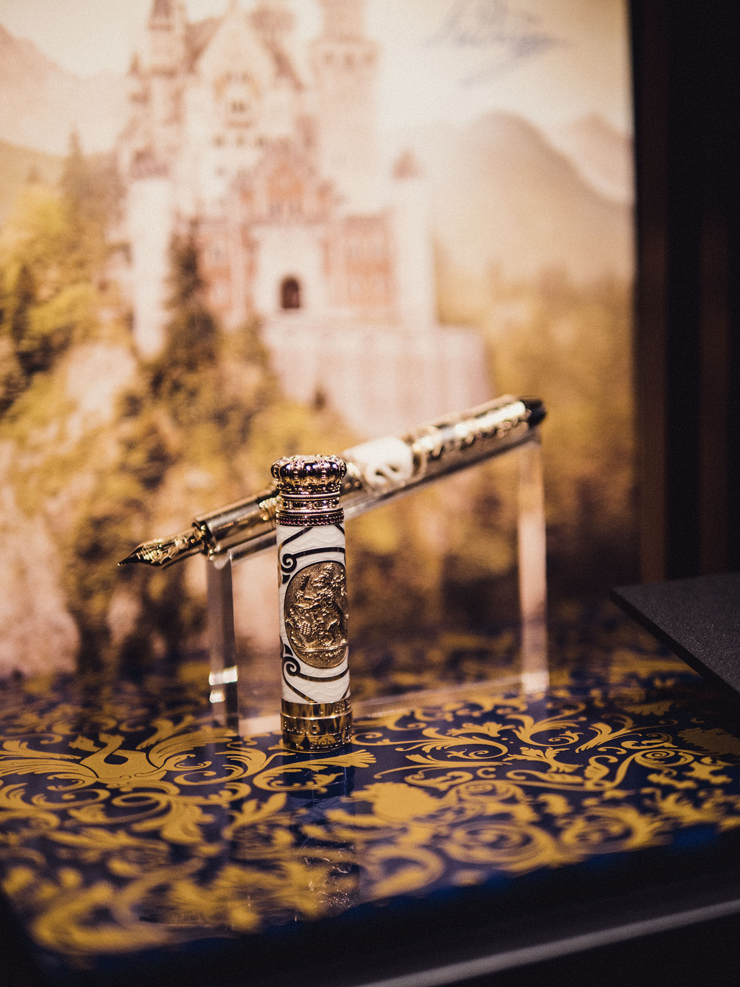 Patron-of-Art-Homage-to-Ludwig-limited-edition-montblanc-2018-jürgen-wesseler-pen-füller