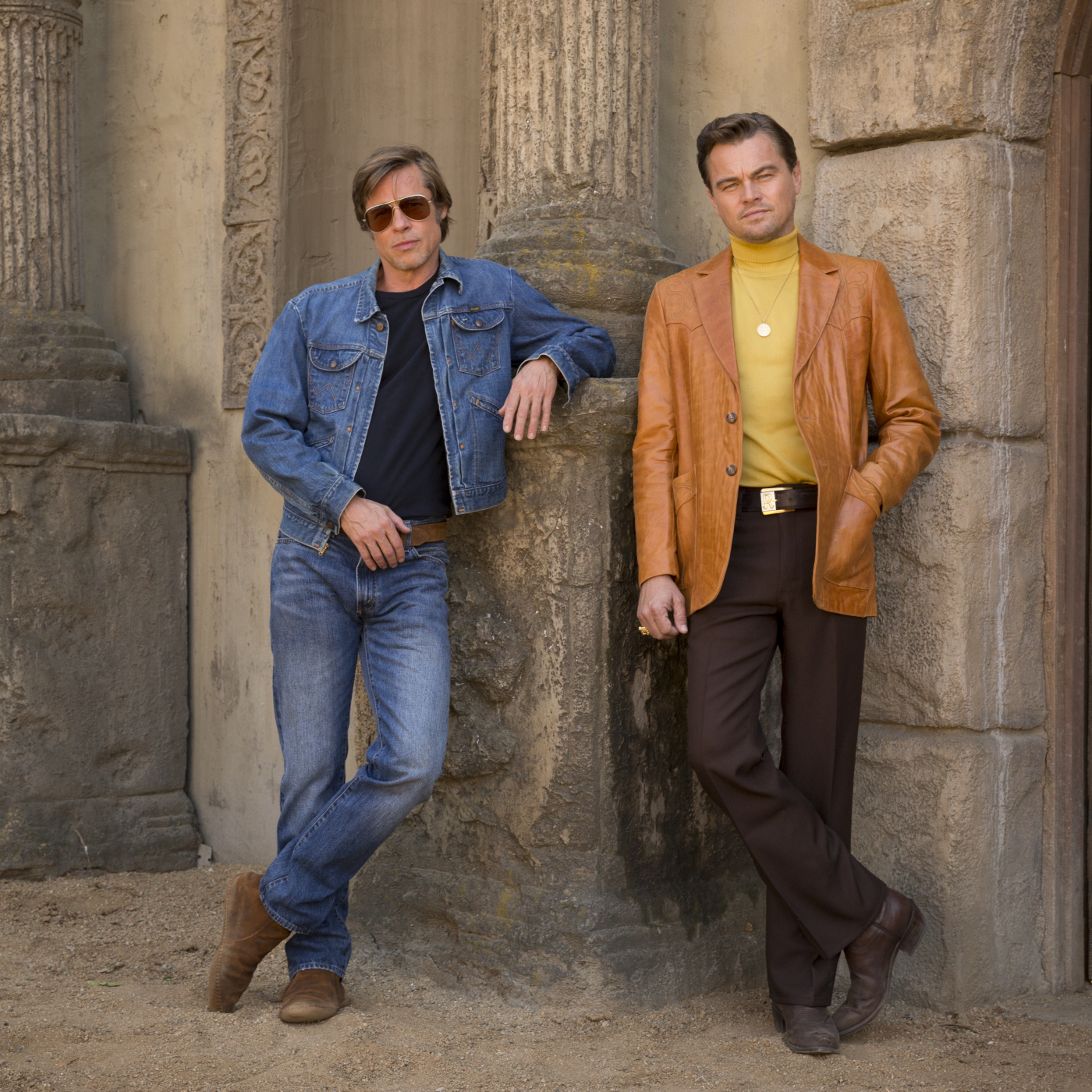 once-upon-a-time-in-hollywood-quentin-tarantino-brad-pitt-leonardo-dicaprio-bild